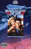 Top Gun Movie Poster (1986)