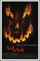 Trick or Treat Movie Poster (1986)
