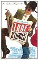 True Stories Movie Poster (1986)