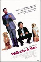 Walk Like a Man Movie Poster (1987)