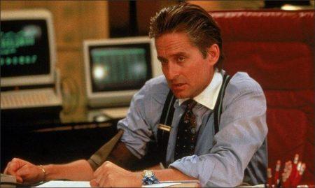 Wall Street (1987) - Michael Douglas