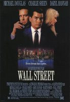 Wall Street Movie Poster (1987)