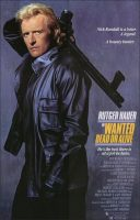 Wanted: Dead or Alive Movie Poster (1987)