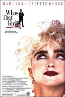 Who's That Girl Movie Poster (1987)