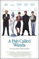 A Fish Called Wanda Movie Poster (1988)