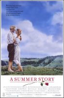 A Summer Story Movie Poster (1988)