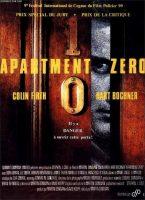 Apartment Zero Movie Poster (1988)