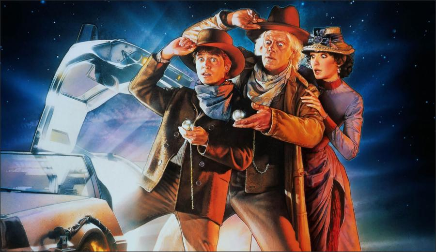 Back To The Future Part Ii 1989 80 S Movie Guide