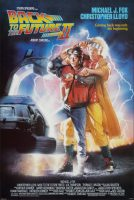 Back to the Future Part II Movie Poster (1989)