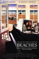 Beaches Movie Poster (1988)