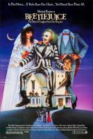 Beetlejuice Movie Poster (1988)