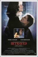 Betrayed Movie Poster (1988)