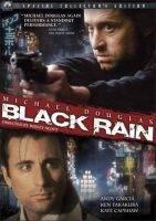 Black Rain Movie Poster (1989)