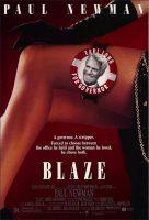 Blaze Movie Poster (1989)