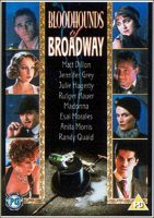 Bloodhounds of Broadway Movie Poster (1989)