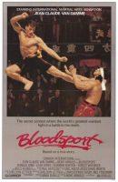 Bloodsport Movie Poster (1988)