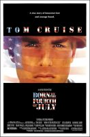 Born on the Fourth of July 'Movie Poster 1989)