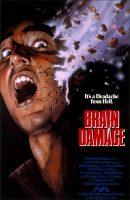 Brain Damage Movie Poster (1988)