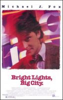 Bright Lights, Big City Movie Poster (1988)