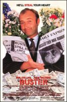 Buster Movie Poster (1988)