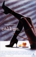 Call Me Movie Poster (1988)