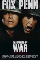 Casualties of War Movie Poster (1989)