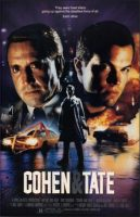 Cohen and Tate Movie Poster (1989)