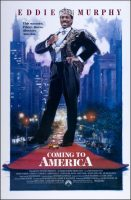 Coming to America Movie Poster (1988)