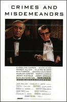 Crimes and Misdemeanors Movie Poster (1989)