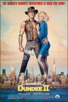Crocodile Dundee II Movie Poster (1988)