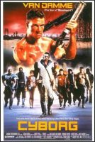 Cyborg Movie Poster (1989)