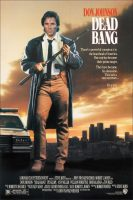 Dead Bang Movie Poster (1989)