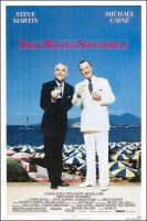 Dirty Rotten Scoundrels Movie Poster (1988)