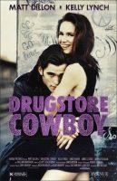Drugstore Cowboy Movie Poster (1989)
