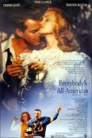 Everybody's All-American Movie Poster (1988)