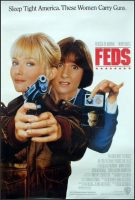 Feds Movie Poster (1988)