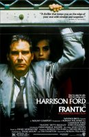 Frantic Movie Poster (1988)
