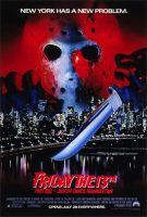 Friday the 13th Part VIII: Jason Takes Manhattan Movie Poster (1989)