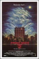 Fright Night Part 2 Movie Poster (1989)