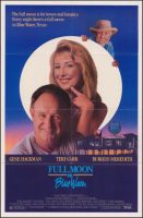 Full Moon in Blue Water Movie Poster (1988)