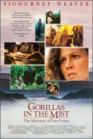 Gorillas in the Mist Movie Poster (1988)