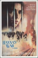 Hanna's War Movie Poster (1988)