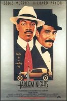 Harlem Nights Movie Poster (1989)