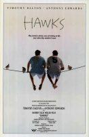 Hawks Movie Poster (1989)