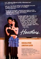 Heathers Movie Poster (1989)