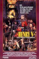 Henry V Movie Poster (1989)