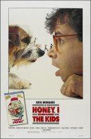 Honey, I Shrunk the Kids Movie Poster (1989)