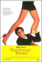 Illegally Yours Movie Poster (1988)