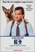 K-9 Movie Poster (1989)