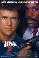 Lethal Weapon 2 Movie Poster (1989)